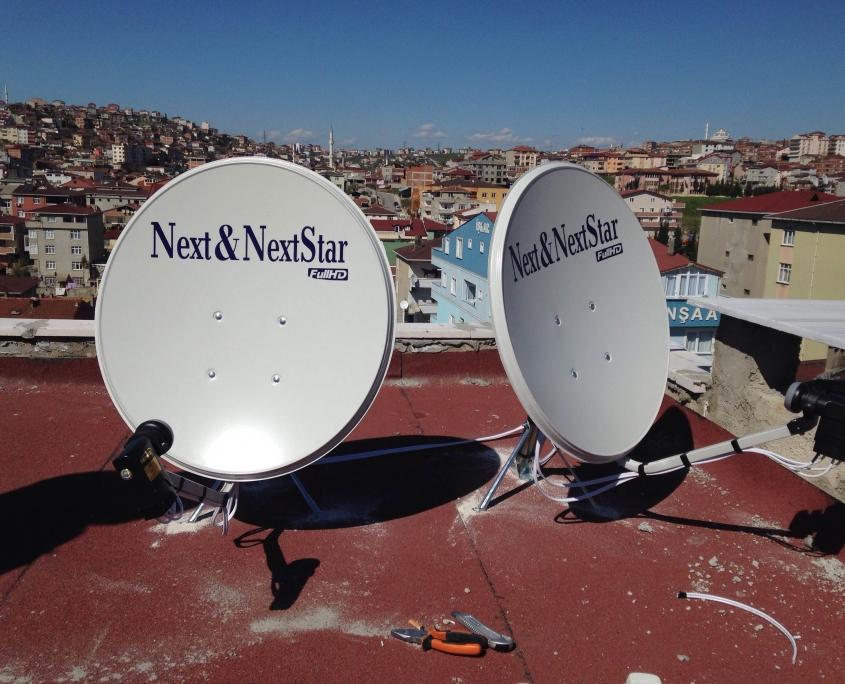Çanak Anten Problemleri